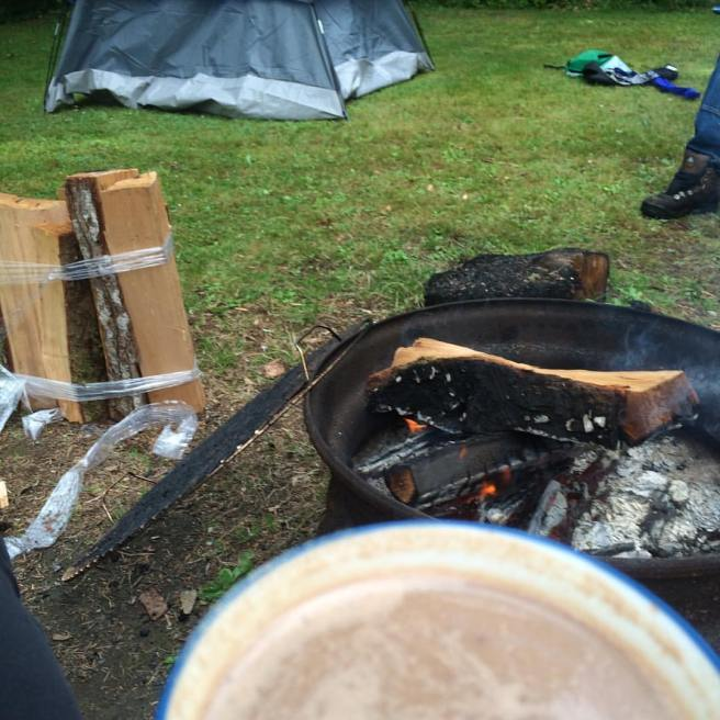 July 14, 2016 Camping at Bruceport