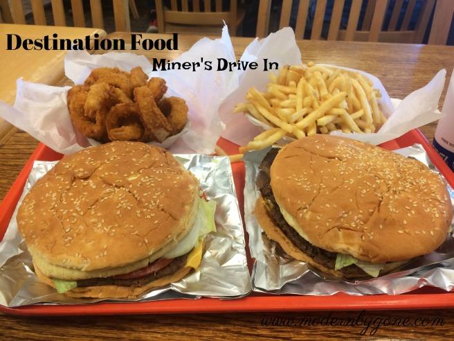 Miners burgers destination