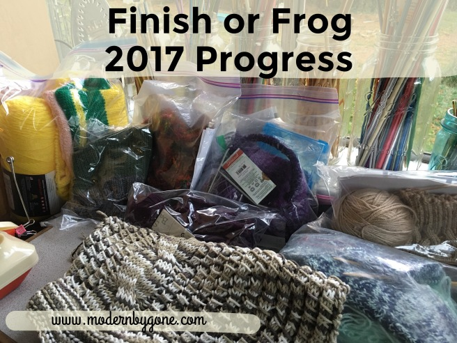 Finish Or Frog 2017 Progress