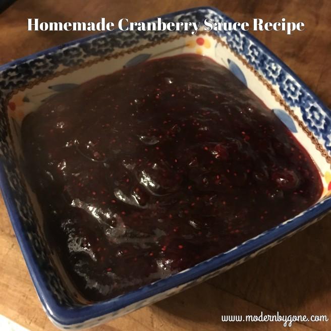 cranberrysauce Title
